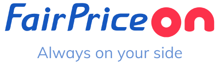 FairPrice on logo